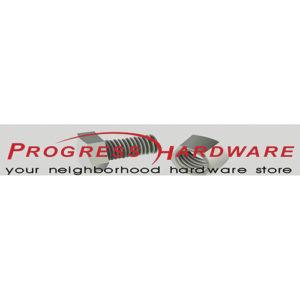 Progress Hardware - your neighborhood hardware store