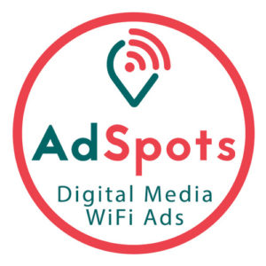 AdSpots Digital Media WiFi Ads