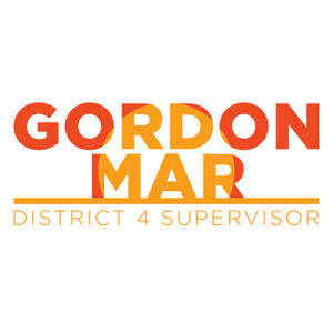 Gordon Mar / District 4 Supervisor