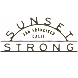 SUNSET STRONG San Francisco Calif.