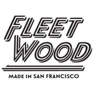 FLEET WOOD made in san francisco